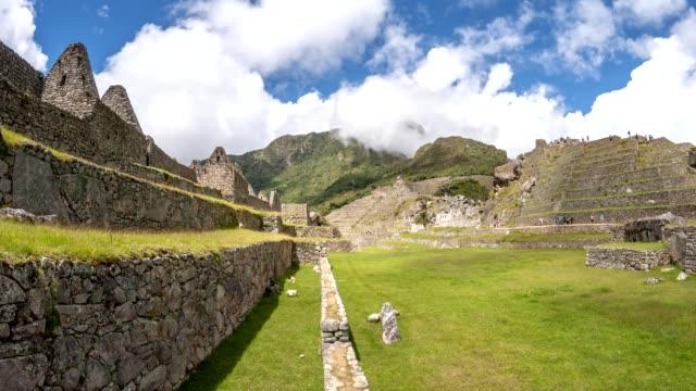 Time-Lapse-Video-Of-Machu-Picchu-In-Peru