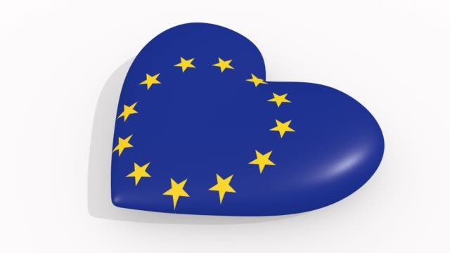 Heart-in-colors-and-symbols-of-Europe-on-white-background-loop