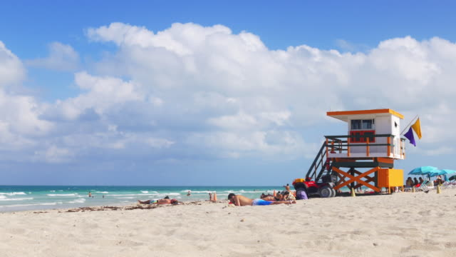 Usa-miami-south-beach-day-light-panorama-4k-florida