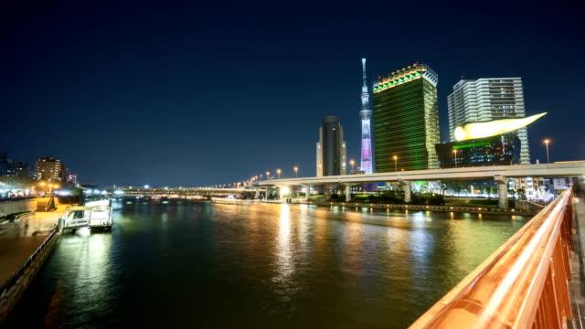 Night-scene-at-Tokyo-city-skyline-Tokyo-Sky-Tree-Sumida-River-