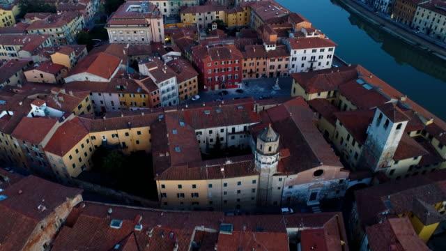 Pisa-ITA-|-Aerial-Cityscape-|-4K