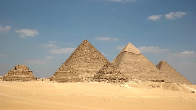 """Topf-mit-den-Pyramiden-von-Gizeh-bei-Kairo-Ã""""gypten"""