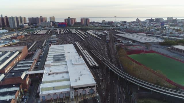 Aerial-Highway-NYC-Brooklyn