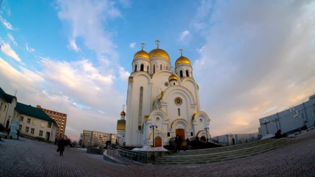 Church-of-the-nativity-Krasnoyarsk-hiperlapso