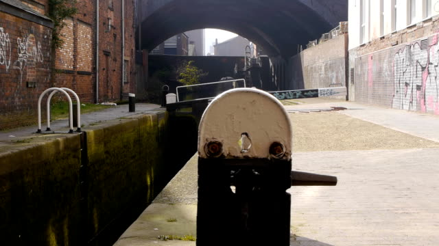 Canal-Lock---Tracking-Shot