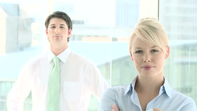 Male-and-female-collegues