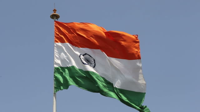 The-National-flag-of-India---Tiranga