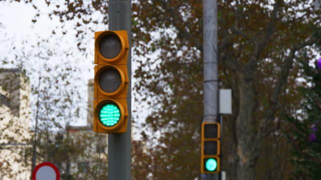 barcelona-día-de-luz-verde-de-4-k-España