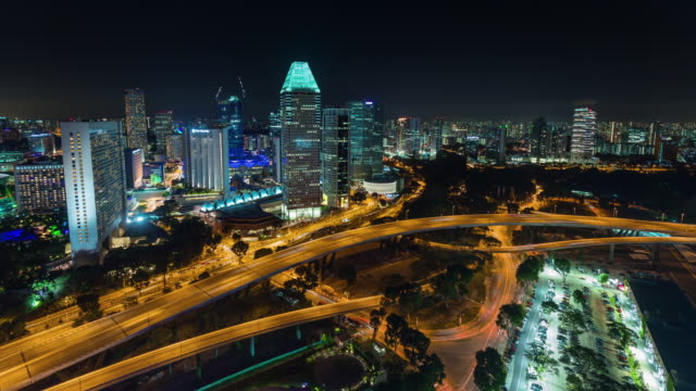 singapore-night-light-traffic-road-4k-time-lapse-from-flyer