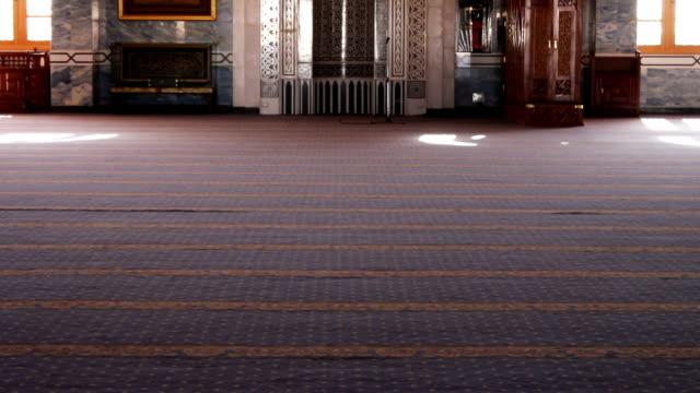 Sharm-el-Sheikh-Egipto---30-de-noviembre-de-2016:-interior-interior-de-la-mezquita