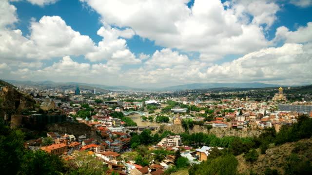 Tbilisi-Georgia-Time-lapse-UHD-4K