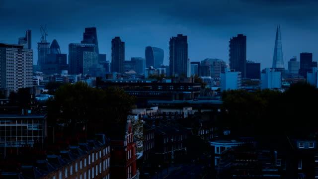 London-City-Timelapse-England-UK