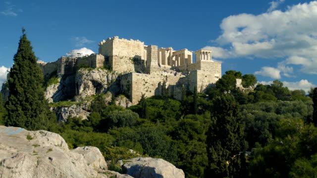 Tiro-de-Gordeous-de-la-Acrópolis-en-Grecia