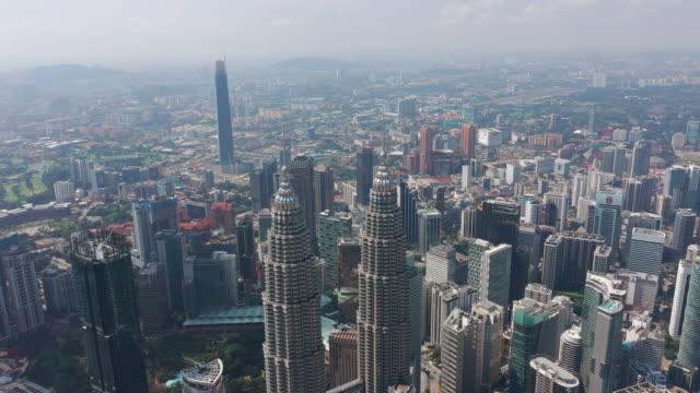 sunny-day-kuala-lumpur-city-downtown-aerial-panorama-4k-malaysia