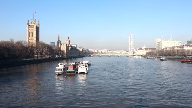 Parlamento-desde-el-puente-de-Lambeth