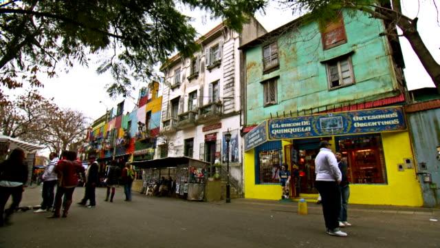 Argentina-Buenos-Aires-lapso-de-tiempo-de-la-ciudad