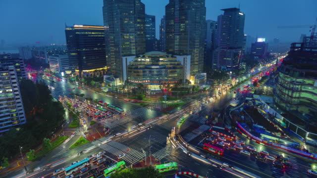 Seoul-Korea-Gangnam