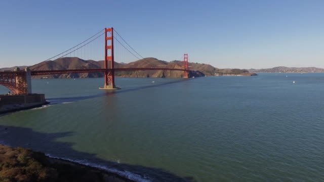 Aerial-San-Francisco-Golden-Gate-Bridge