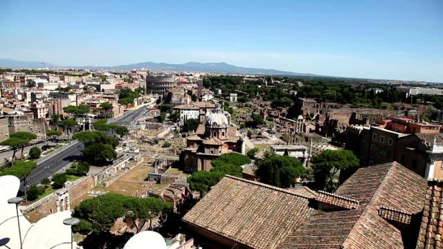 la-Roma-Foro-Romano