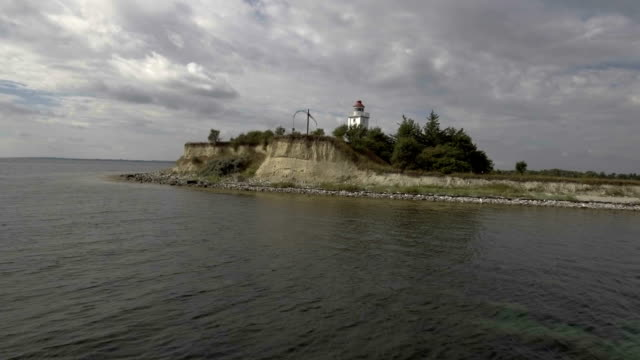 4K-Aerial-Lighthouse