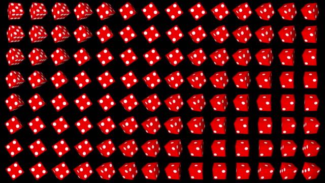 Casino-de-cubos-dados-rojo-fondo-negro-el-juego