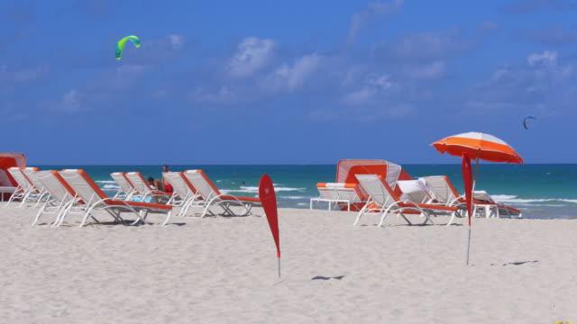 Usa-summer-day-south-miami-luxury-hotel-beach-4k-florida