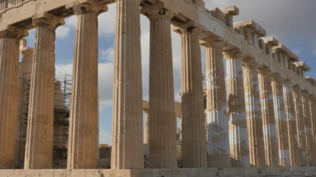 Athens-Greece-Parthenon-temple-on-Athenian-Acropolis