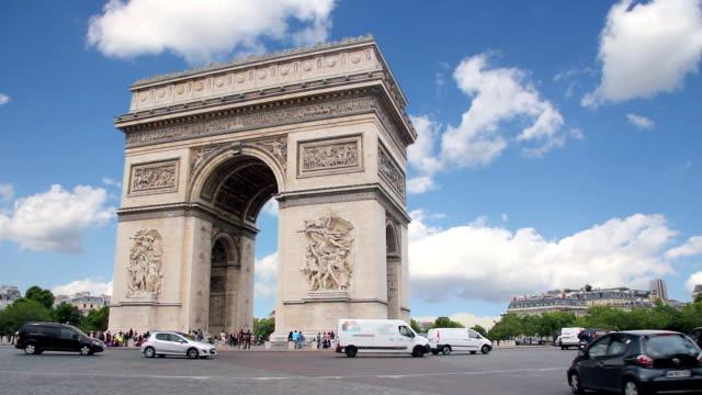 Arc-de-Triomphe-in-Paris-France
