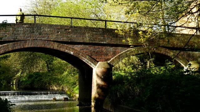 Canon-Hill-Park-River-Rea-Birmingham-England-