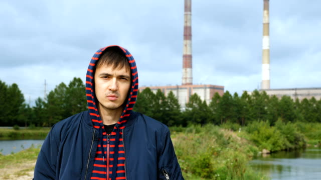 Portrait-of-a-young-man-in-a-hood-