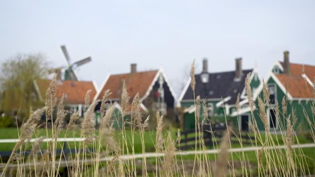 Traditional-dutch-village