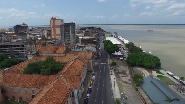 Aerial-View-of-Belem-do-Para-Brazil