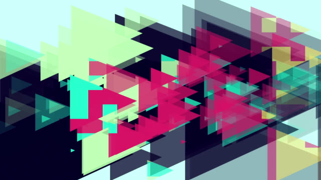 4k-Triangles-Abstract-Background-Animation-Seamless-Loop-