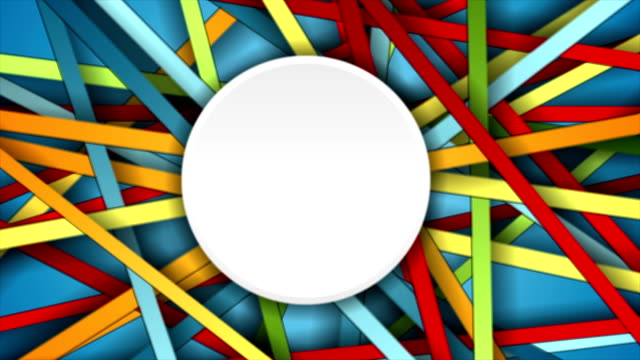 Colorful-abstract-stripes-motion-graphic-design