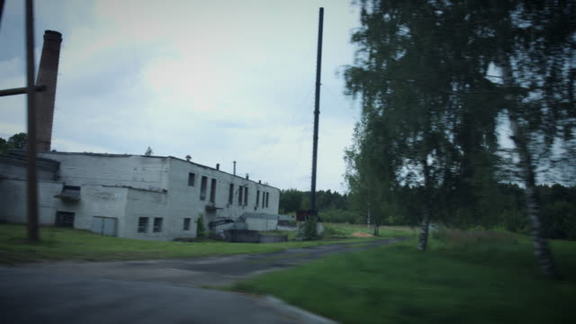4K-Halloween-Horror-Driving-in-Abandoned-Place