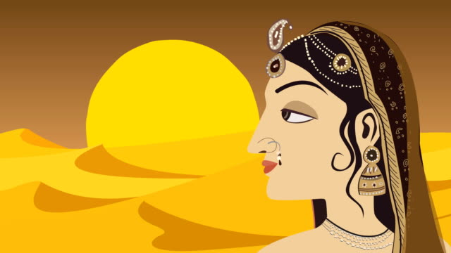 Traditional-Indian-Hindu-Woman