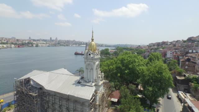 Bulgarian-Iron-Church-in-Balat-District-Istanbul-Turkey