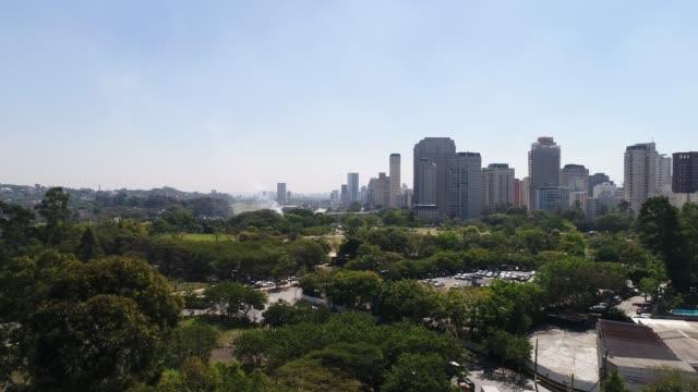 Aerial-View-of-Itaim-Bibi-in-Sao-Paulo-Brazil