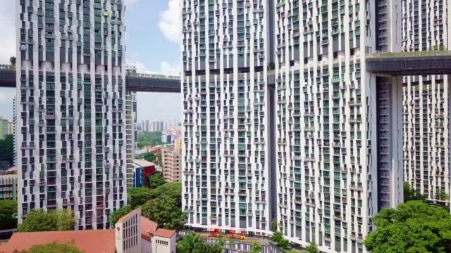 Public-housing-at-Tanjong-Pagar-district-