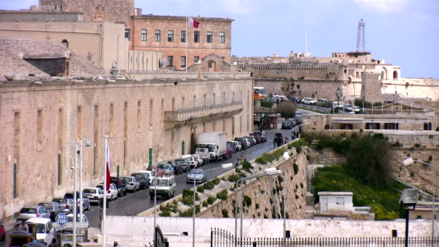 Old-Fortress-of-Valetta