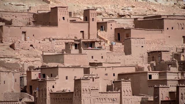 Las-paredes-y-edificios-de-los-mayores-kasbah-y-ksar-de-Marruecos
