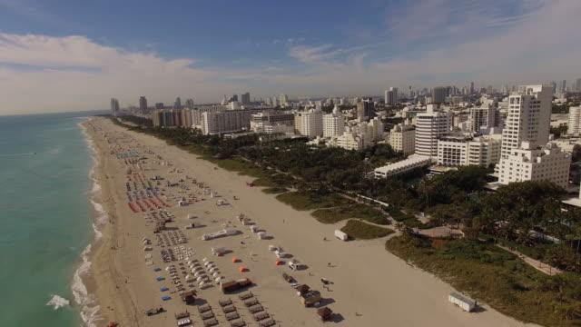 Aerial-Miami-Beach-Florida