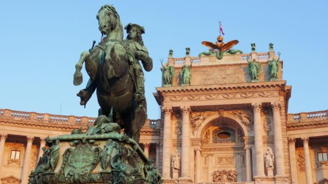 Príncipe-Eugene-de-saboya-estatua-Palacio-Hofburg-Viena
