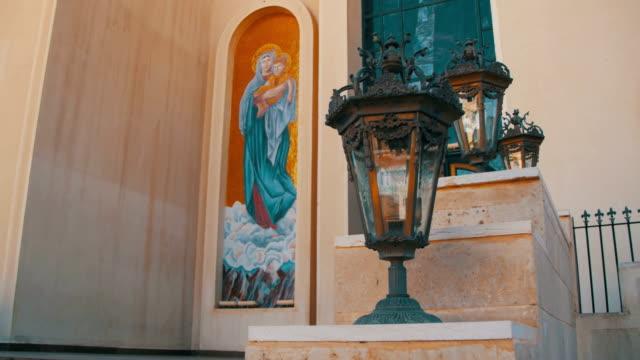 El-edificio-de-la-iglesia-cristiana