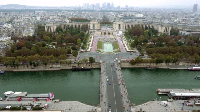 Vista-aérea-de-París-de-Trocadero