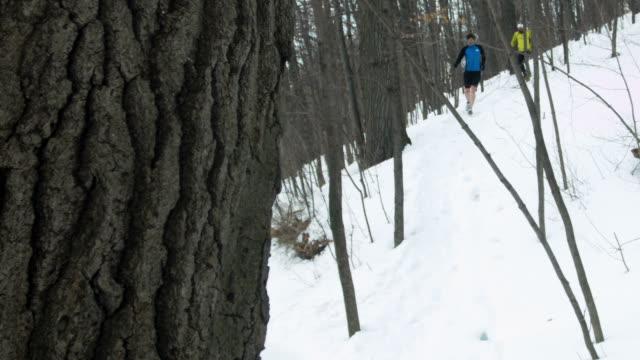 Trail-Läufer-training-in-der-Stadt