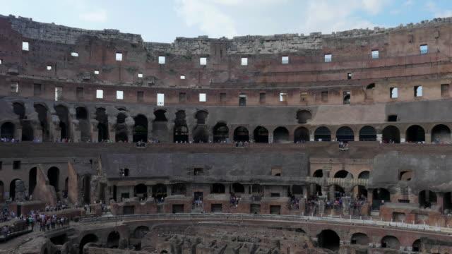 Colosseum-interior-Rome-Italy