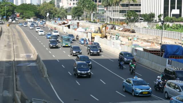 Tráfico-Jakarta