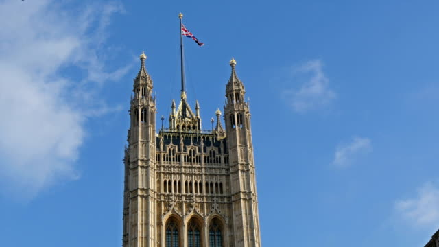 Torre-alta-de-la-Abadía-de-Westminster