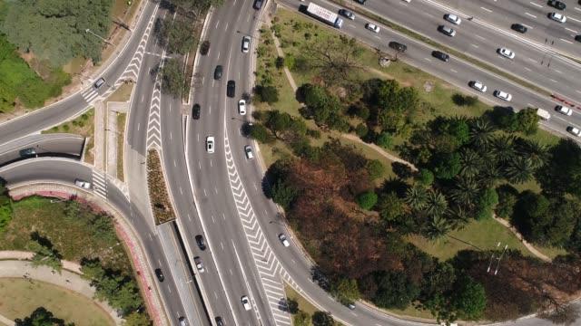 Top-View-of-Marginal-Pinheiros-in-Sao-Paulo-Brazil